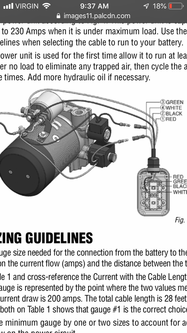 Wiring issues with new Buyers controller | Snowplow Forums | Hydrotek Dc Motor Wiring Diagram |  | Snowplow Forums