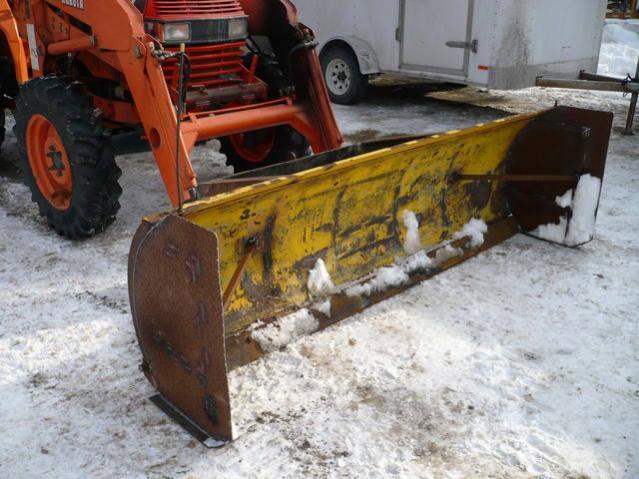 Homemade Pusher Box - Snow Plow Forum - Let's Talk Snow