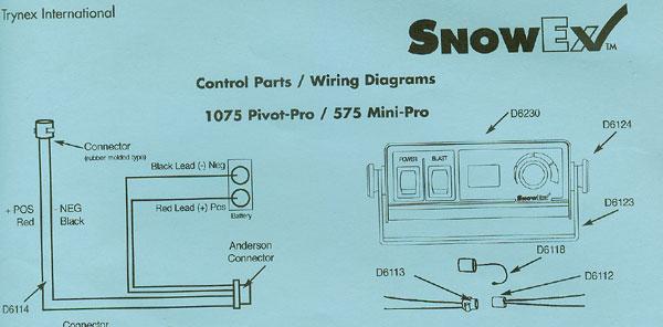 Snoex Controller Wiring Snowplow Forums