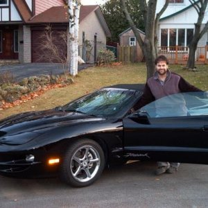 Just Bought my 02 FIREHAWK (in 2005) Conv. 6 sd. all stock & ran 13.5@106mph.